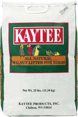 Kaytee Walnut Bedding and Litter Pad for Pets - 25lbs