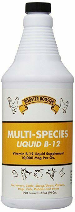 Rooster Booster Multi-Species Liquid B12 - 960ml