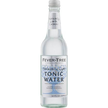 Fever-Tree Light Tonic Water - 16.9oz, 8ct