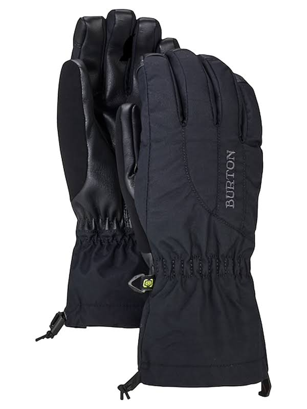 Burton Profile Womens Gloves (True Black, S)