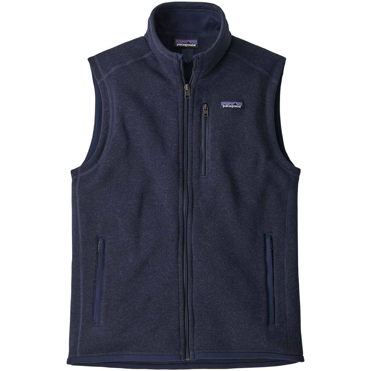 Patagonia Men's Better Sweater Vest New Navy / M
