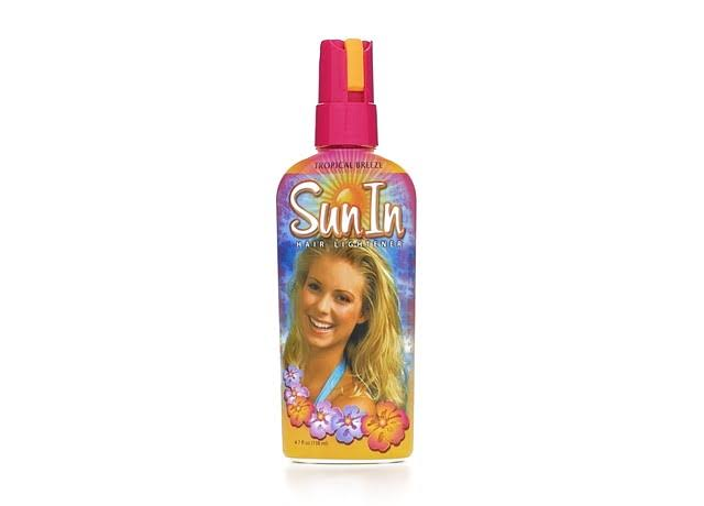 Sun In Tropical Breeze Hair Lightener Spray - Tropical Breeze, 4.7oz