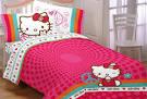 Hello Kitty Microfiber Kitty - Hello Kitty Bedroom Set