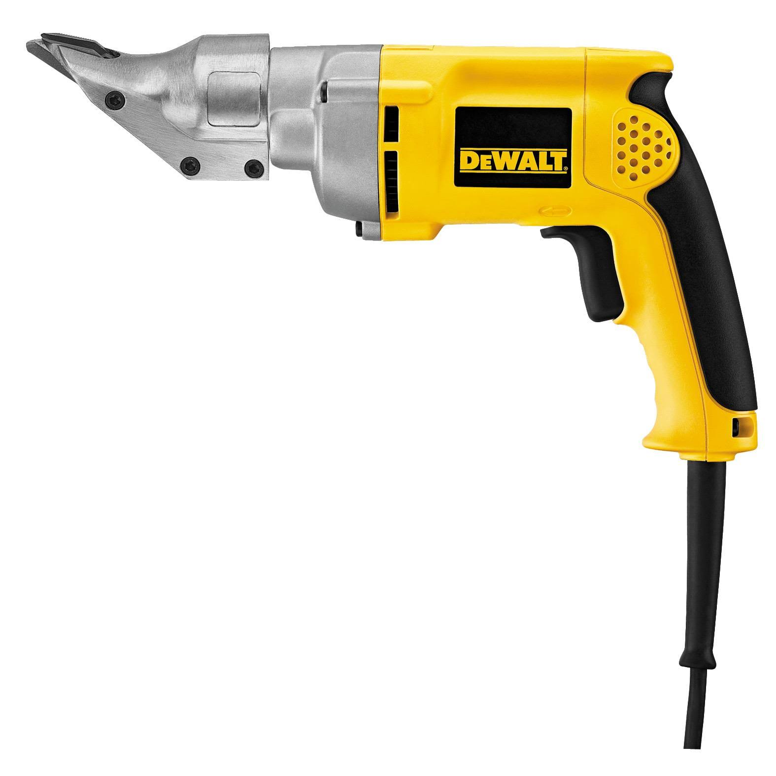 DeWalt DW890 18-Gauge Swivel Head Shear
