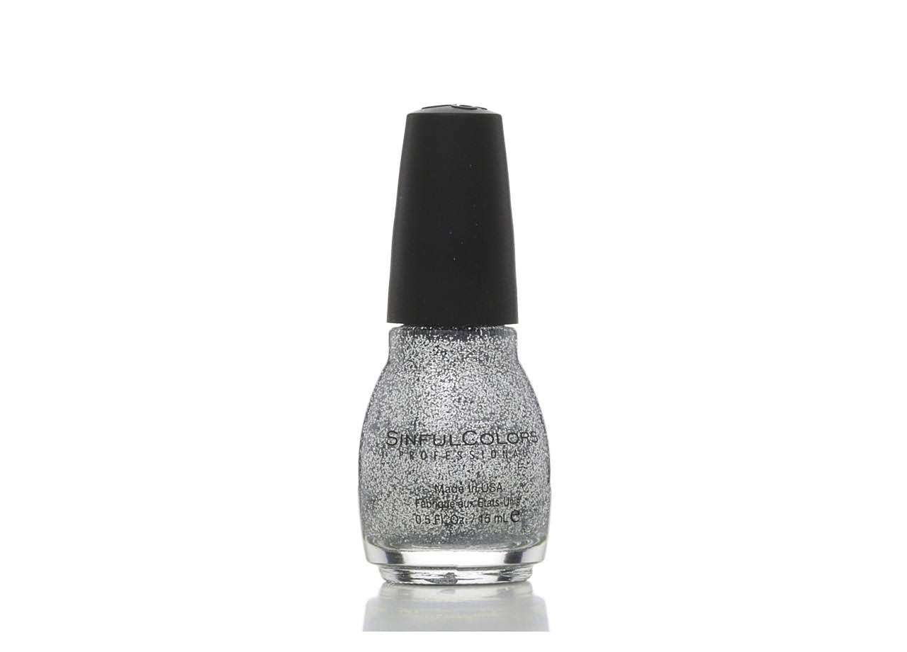 Sinful Colors Professional Nail Polish - Queen of Beauty, 0.5oz