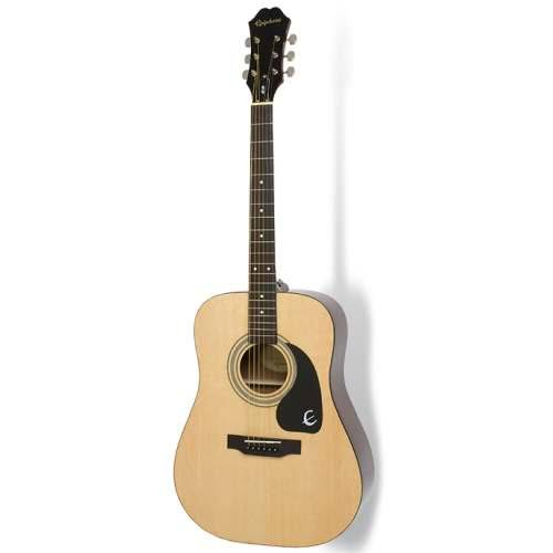 Epiphone DR-100 Acoustic Guitar - Natural