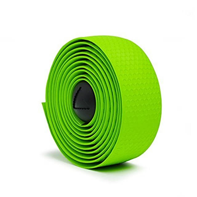 Fabric Silicone Bar Tape - Green