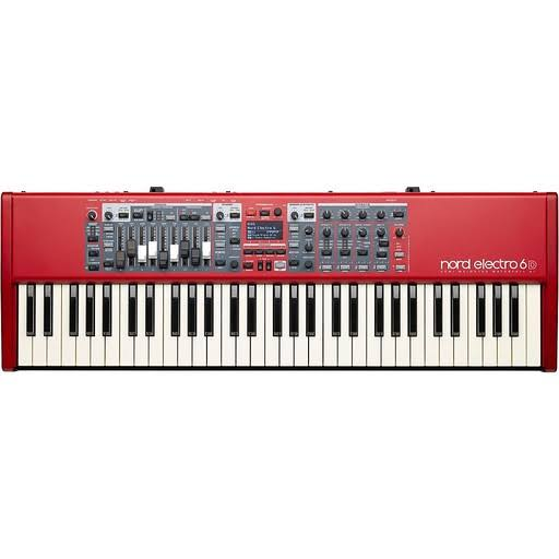Nord Electro 6D 61-Key Semi Weighted Keyboard