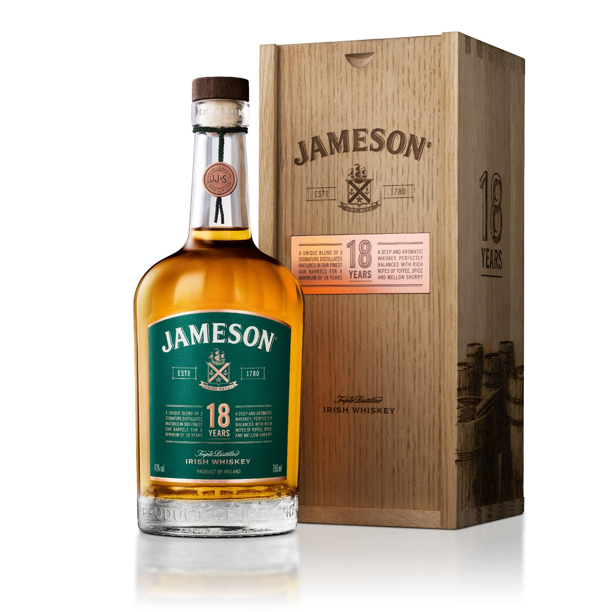Jameson Limited Reserve Irish Whiskey - 700ml
