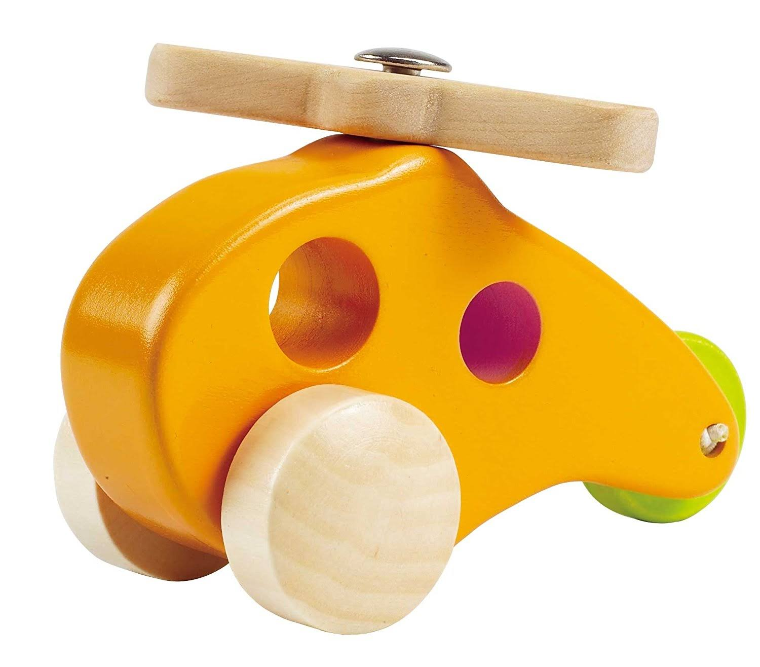 Hape Little Copter Wooden Toy