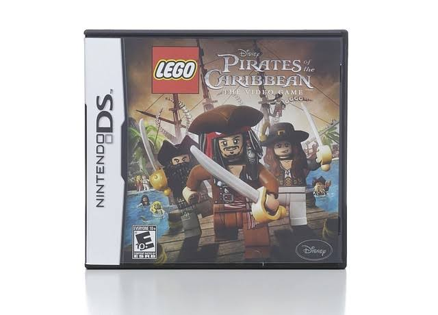 Lego Pirates of the Caribbean: The Video Game - Nintendo DS