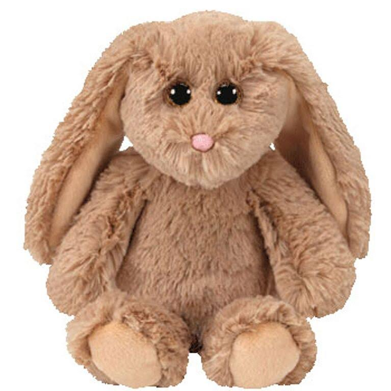 Ty Adrienne The Bunny Attic Treasures Regular Plush
