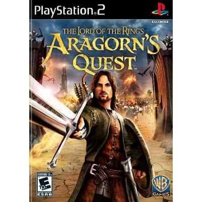 The Lord Of The Rings: Aragorn's Quest - Playstation 2