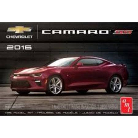 AMT 1:25 Scale 2016 Chevy Camaro SS Plastic Model Kit