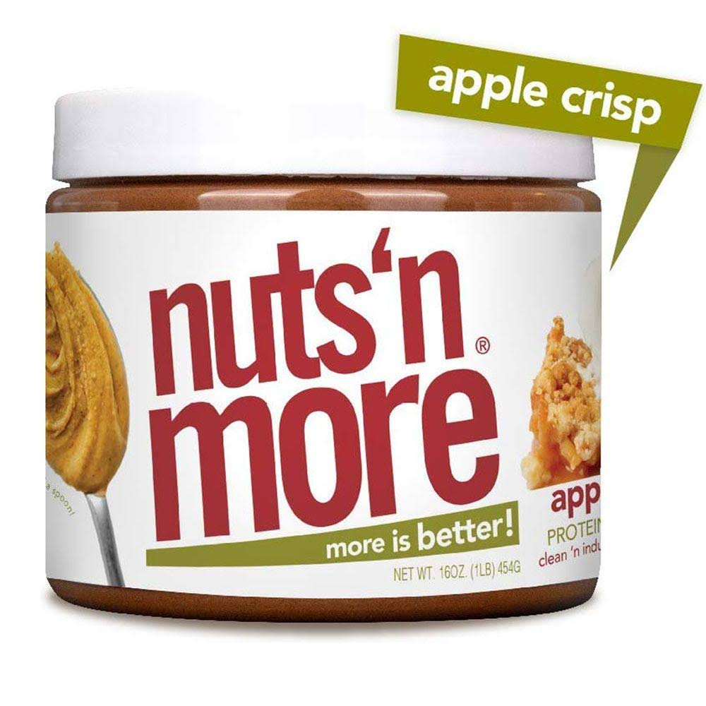 Nuts 'N More | N 16oz Apple Crisp