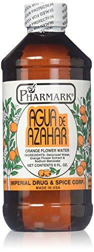 Pharmark Agua De Azahar - Orange Flower Blossom, 236ml