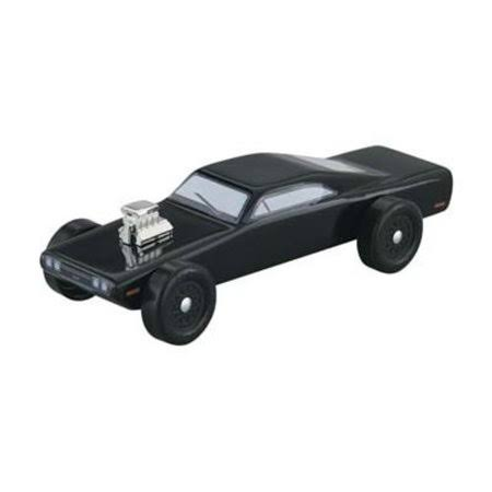 Revell Pinewood Derby Muscle Car Starter Series Kit