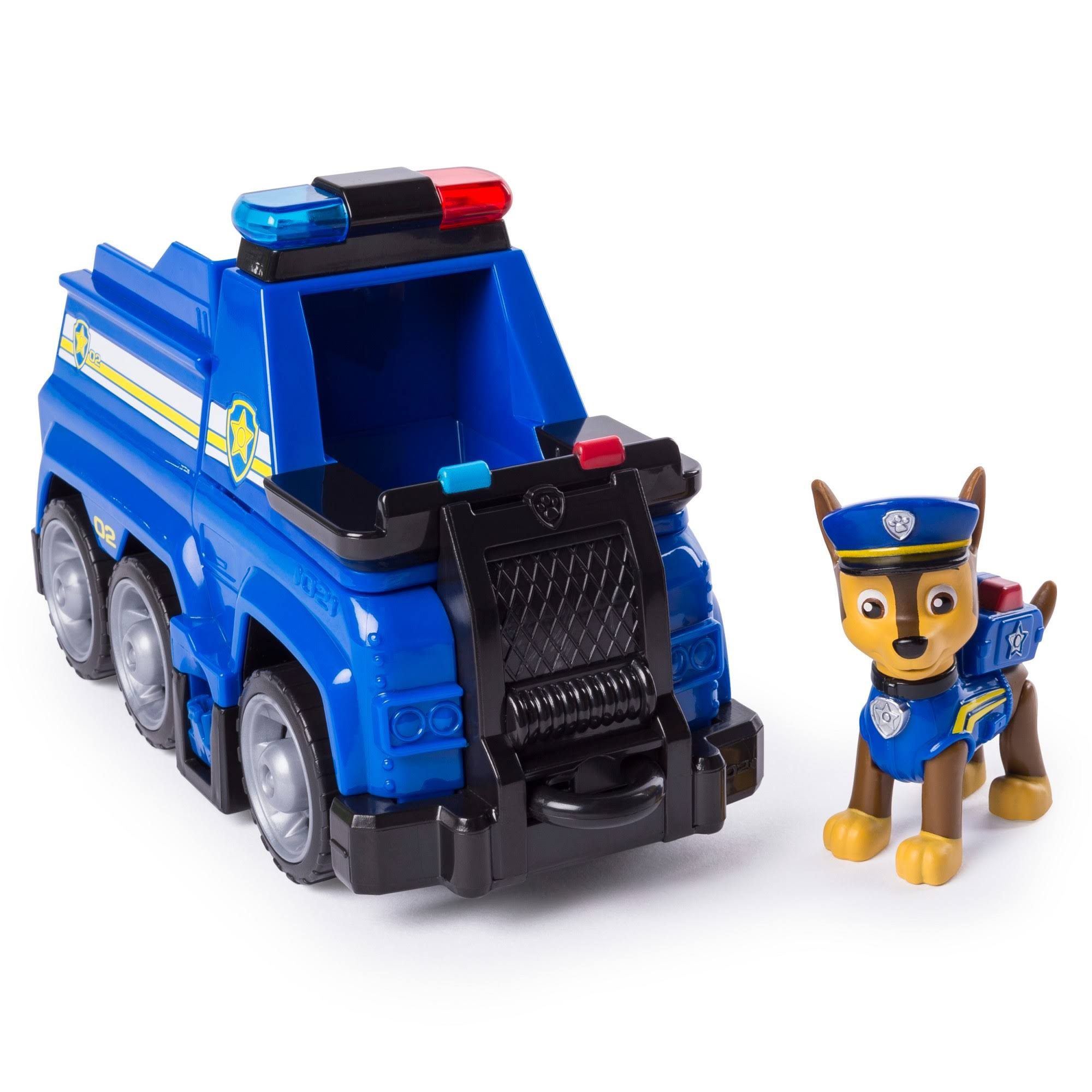 Paw Patrol Ultimate Rescue - Chase's Ultimate Rescue Police Cruiser