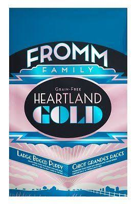 Fromm Prairie Gold Dog Food - Large Breed Puppy