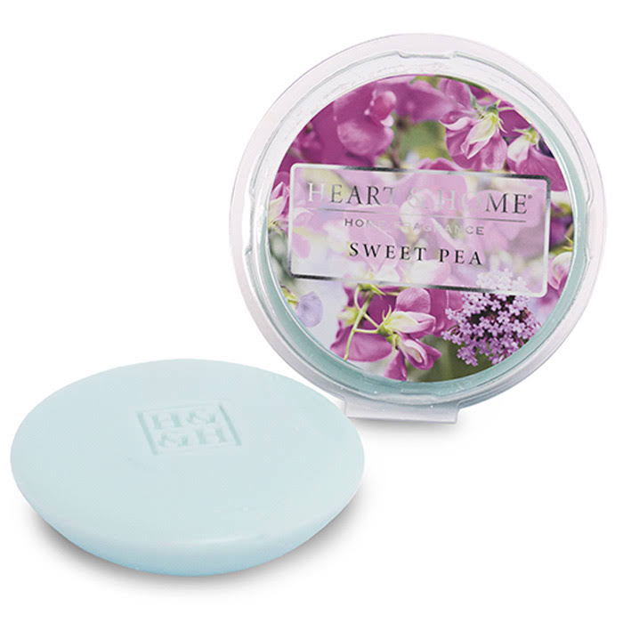 Heart & Home Sweet Pea Scented Wax Melt