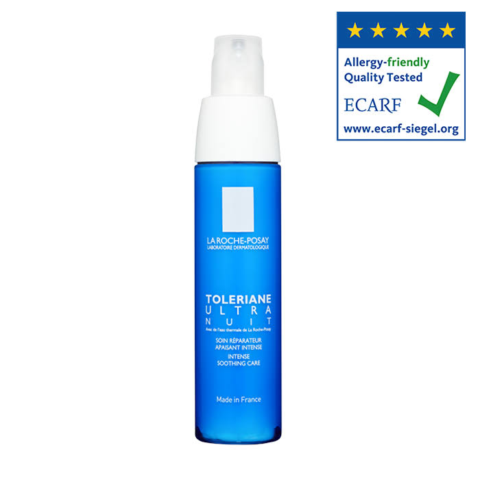 La Roche Posay Toleriane Ultra Overnight Care Cream - 40ml