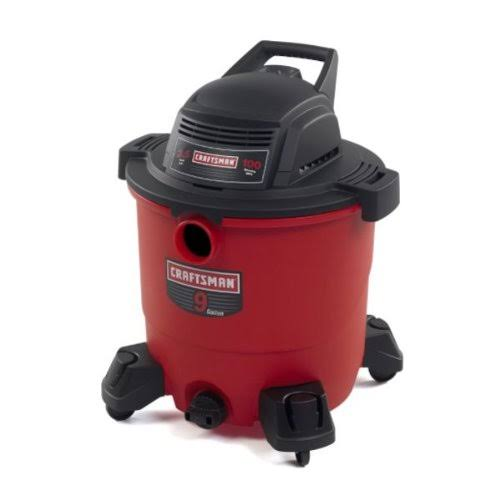 Craftsman Wet And Dry Vacuum