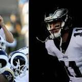 Los Angeles Rams, Indianapolis Colts, NFL, Aaron Donald, Andrew Luck, Scott Tolzien