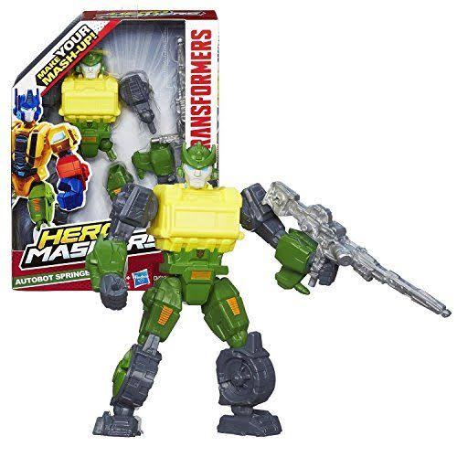 Hasbro Year 2013 Transformers Hero Mashers Series 6 inch Tall Action F