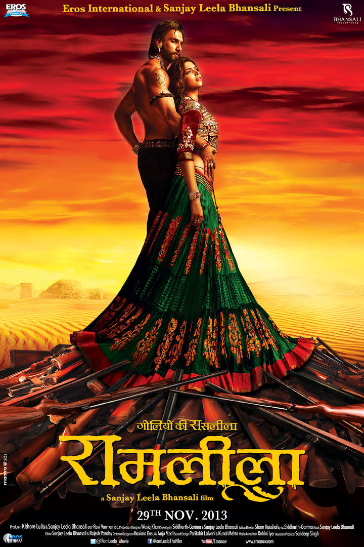 Ram Leela 2013 Full Movie Download BluRay Watch Online