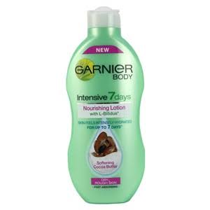 Garnier Body Intensive 7 Days Smoothing Nourishing Lotion 250 ml