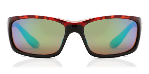 Costa Del Mar Jose Sunglasses - Tortoise Frame/Green Lens