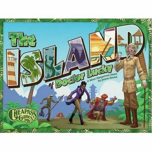 The Island of Doctor Lucky Game