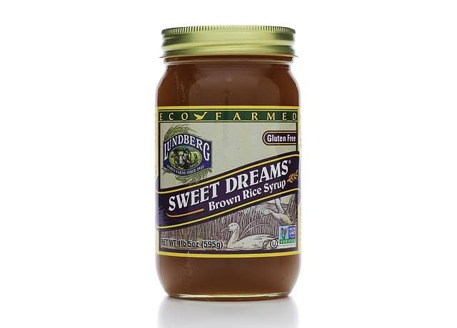 Eco-farmed Sweet Dreams Brown Rice Syrup