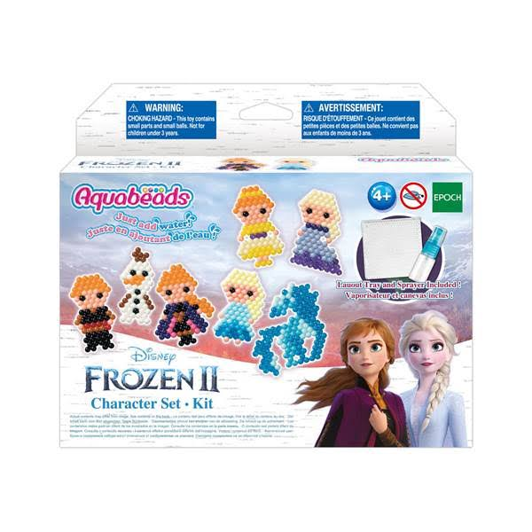 Aquabeads Disney Frozen 2 Character Set