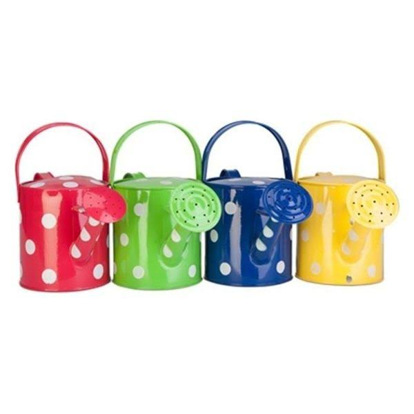 Panacea Polkadot Watering Can - Assorted Colours