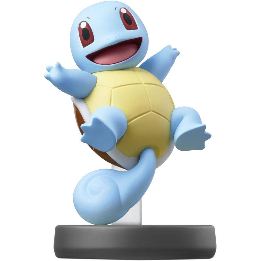Nintendo Super Smash Bros. Amiibo Figure - Squirtle