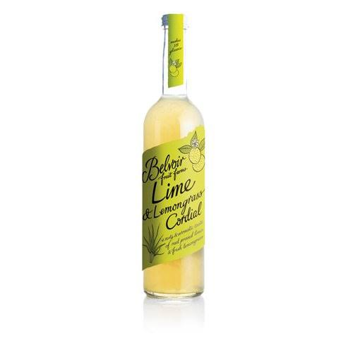 Belvoir Fruit Farms Lime and Lemongrass Cordial - 500ml