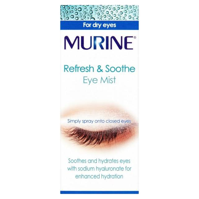 Murine Refresh and Soothe Eye Mist - 15ml