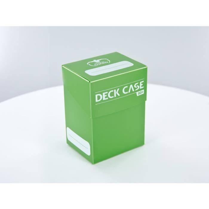 Ultimate Guard Deck Card Box - Green