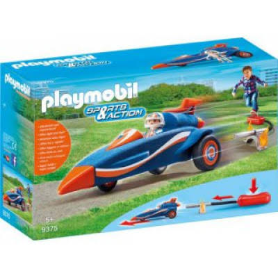 Playmobil 9375 Sports & Action - Stomp Racer