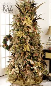 Raz Gold Christmas Trees by 242 Best Christmas Trees Images On Pinterest
