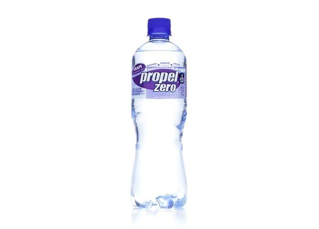 Propel Fit Water Beverage - Natural Grape Flavor, 20oz