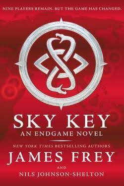 Sky Key - James Frey & Nils Johnson-Shelton