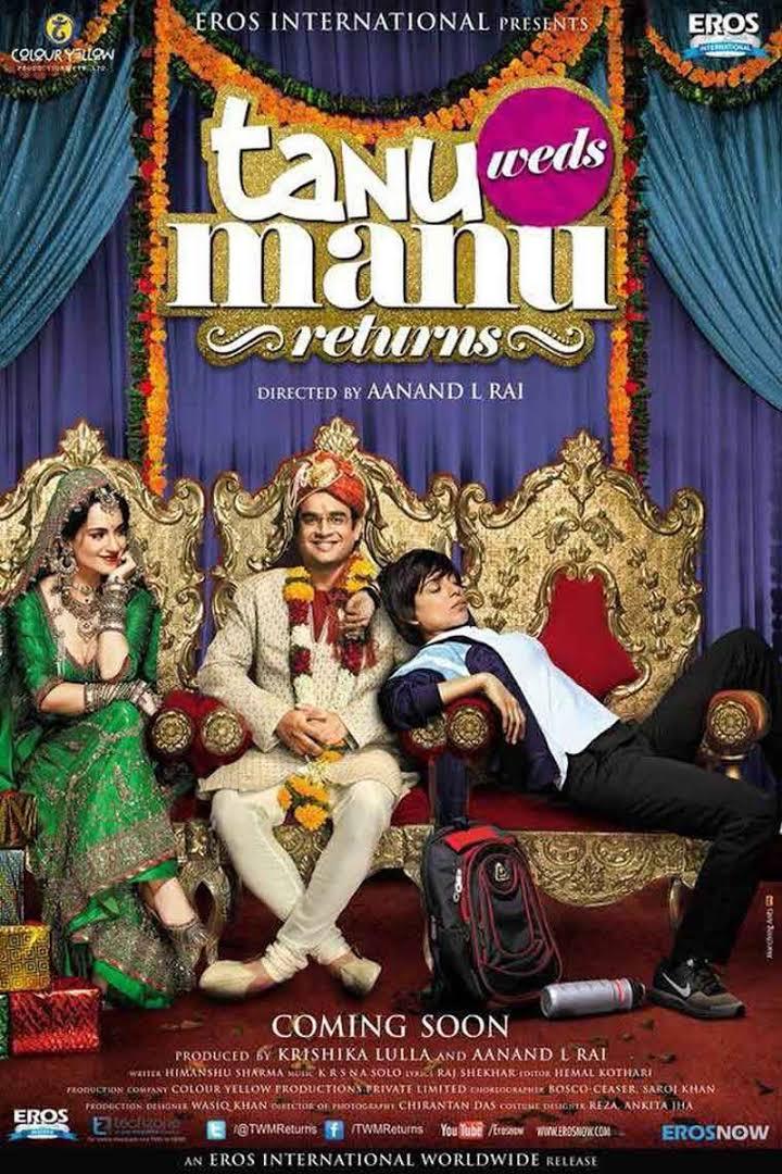Tanu Weds Manu Returns full hindi movie download 2015 DVDRip