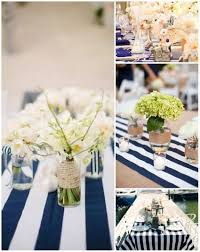 Fitted Outdoor Tablecloth With Umbrella Hole by Navy Blue Plastic Tablecloth Hats Off America