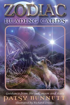 Zodiac Reading Cards: Guidance from the Sun, Moon and Stars - Patsy Bennett