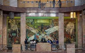 David Alfaro Siqueiros Famous Murals by Mexico City In Pictures U2013 Demerjee Travels U0026 More