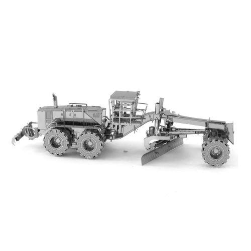 Metal Earth Cat - Motor Grader 3D Model Kit