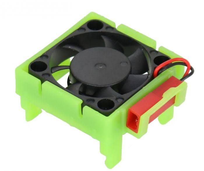 Power Hobby PHBPH3000GREEN Cooling Fan for Traxxas Velineon Vxl-3 ESC Green