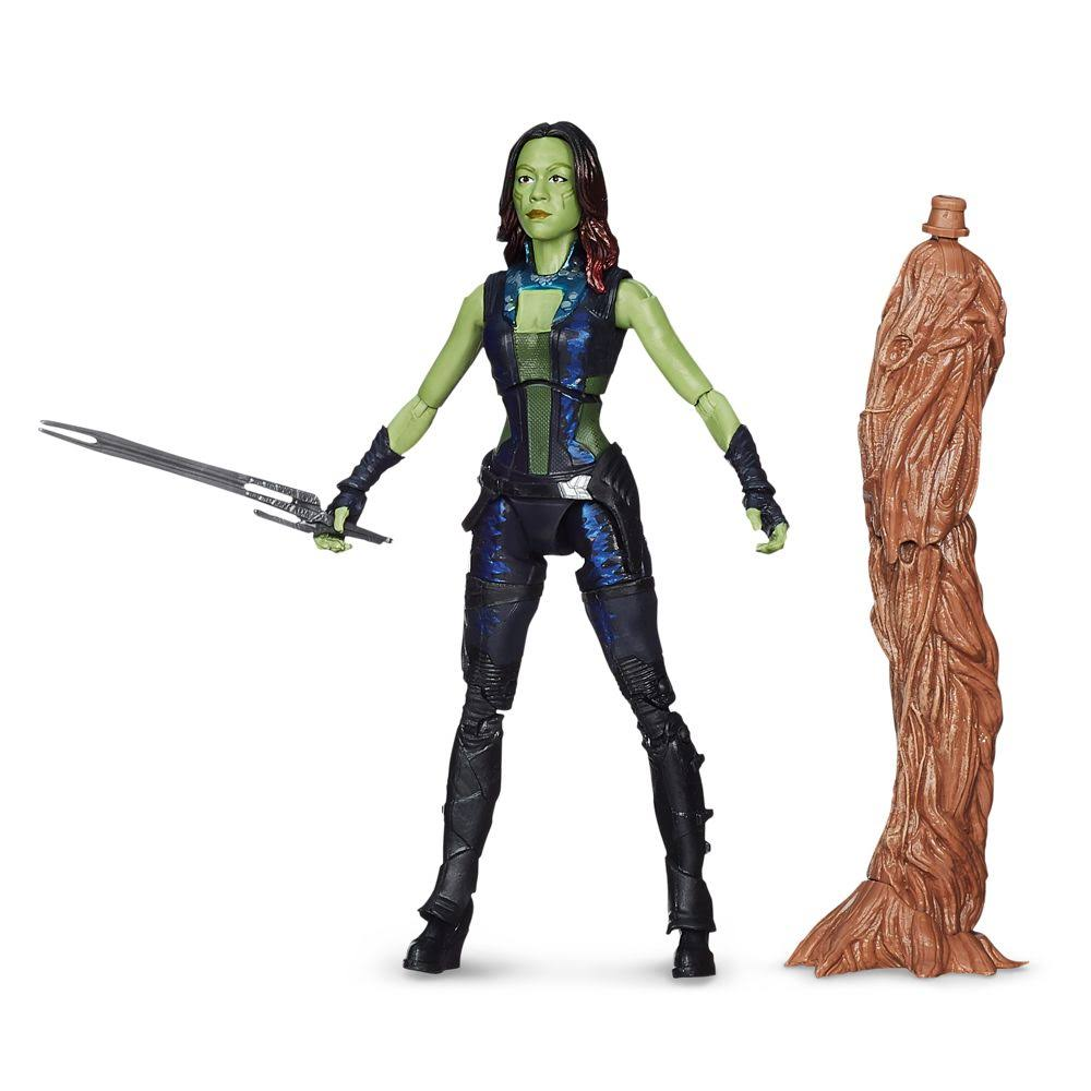 Marvel Guardians of The Galaxy Figure - Gamora, 6''